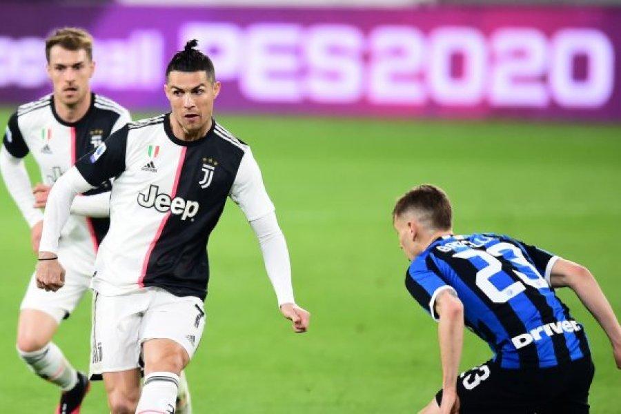 Cristiano Ronaldo, la estrella de la Juventus.