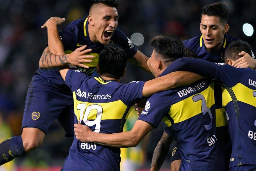 Boca Juniors, el club argentino con más títulos.