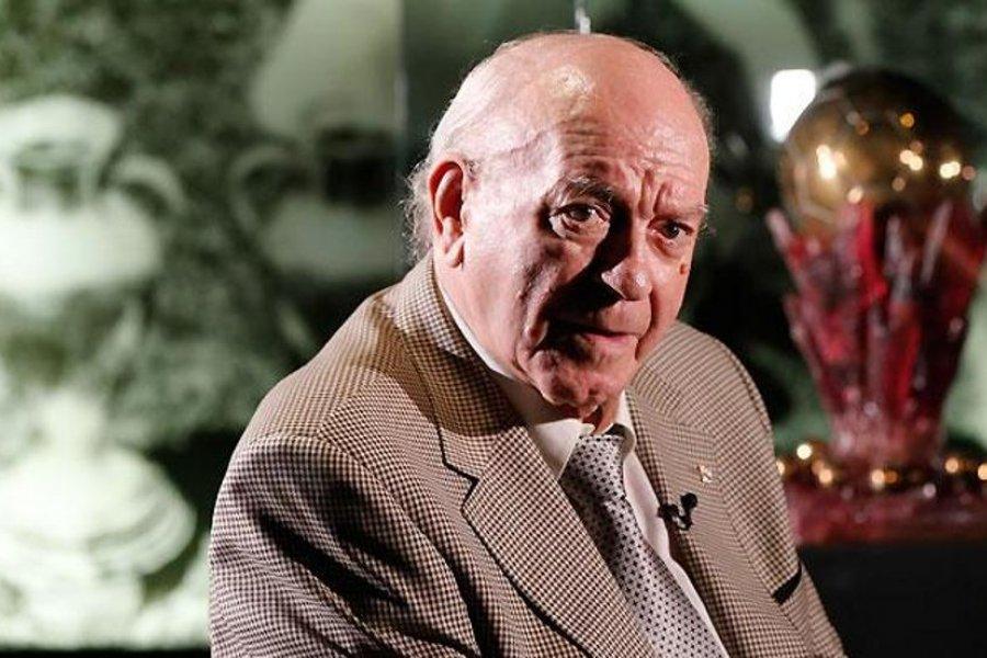 Alfredo Di Stéfano falleció el 7 de julio de 2014.