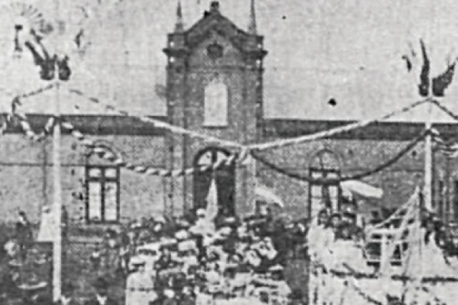 El Colegio, una de las instituciones más antiguas.